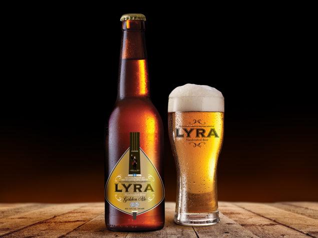 Beer in Crete