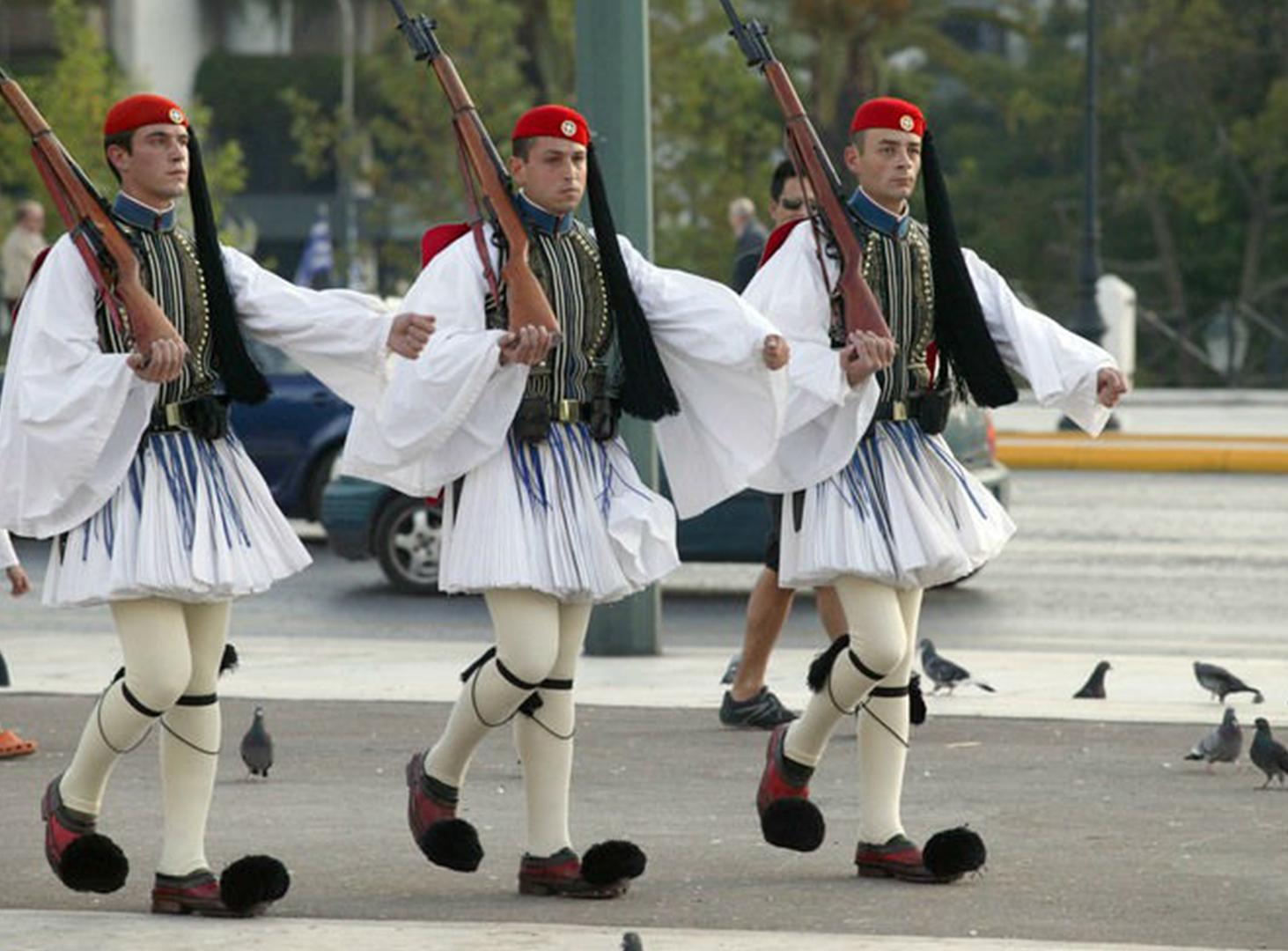 Греческая Армия — TheNewCrete