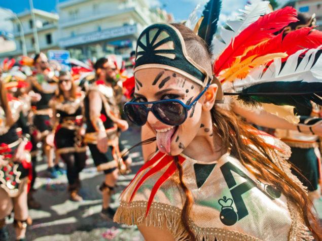 Карнавал в Ретимно — безумие по Критски