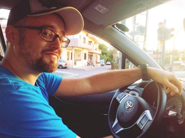 Rent a Car on Crete