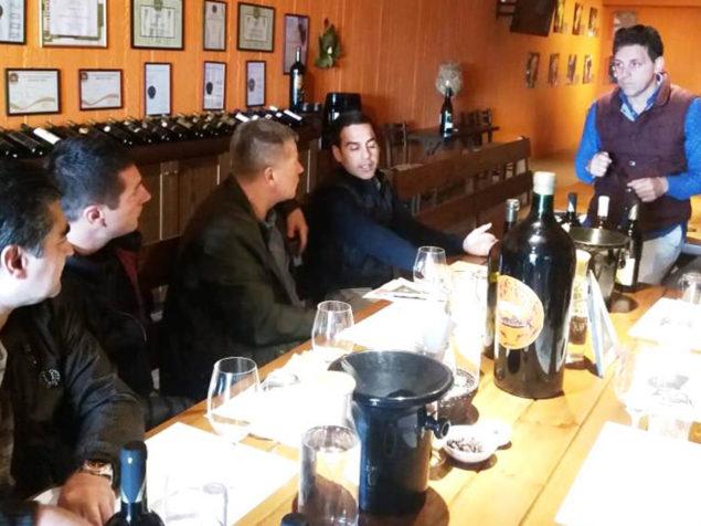 Lirarakis, wine and Crete