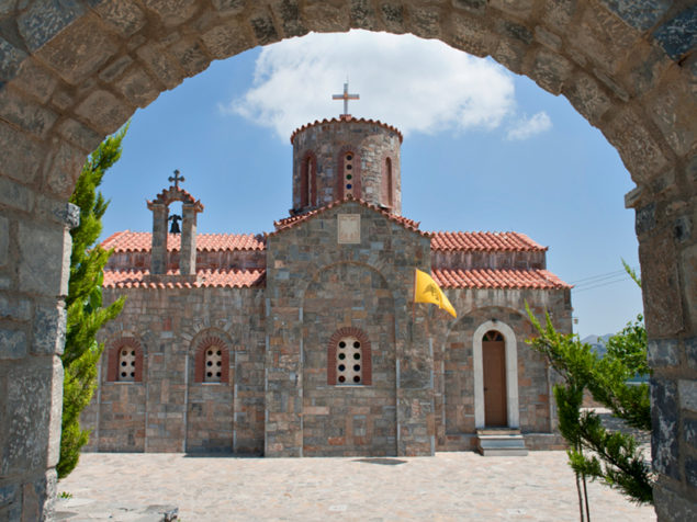 Following St. Athanasius: From Crete to Moscow