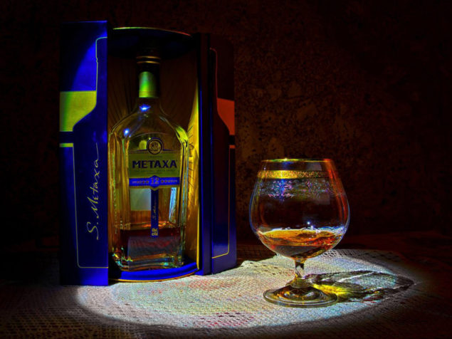 """Golden Metaxa"""