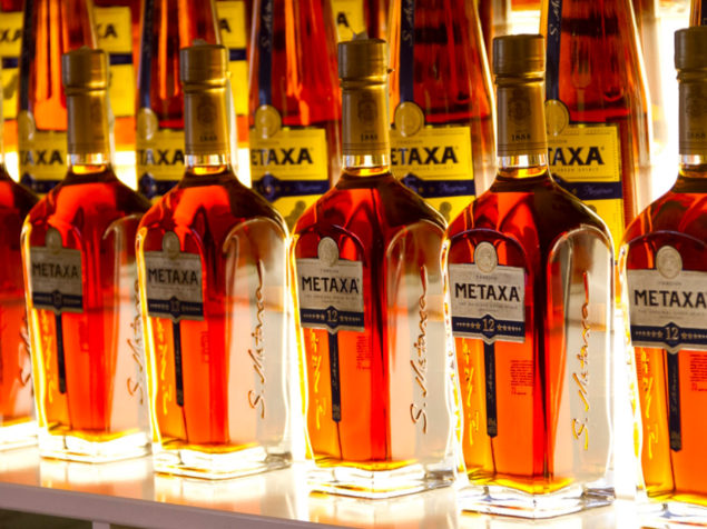 The Different Types of Metaxa Explained