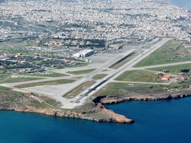Do you know that there are six airfields in Crete?