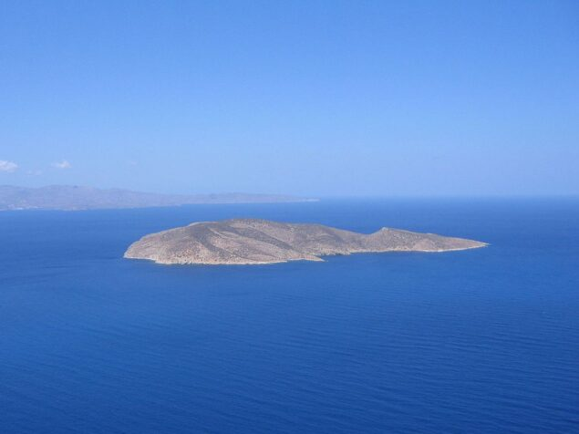 Pseira, a Minoan island town