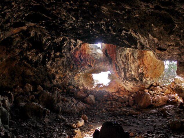 Greek Myth: Polyphemus Cave